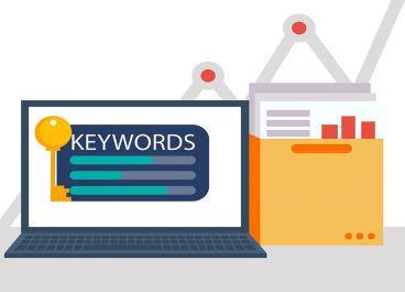 جستجوی کلمات کلیدی